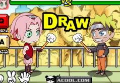 в игре камень ножницы бумага двое игроков