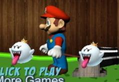 Игра Марио против Короля Бу