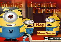 Игры Пожарник миньон