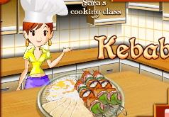 игры для девочек кухня сары суши