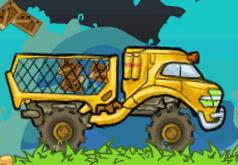 игры зоопарк грузовик