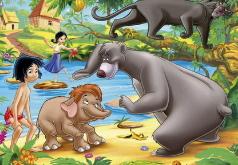 Игра Скрытые буквы книга джунглей