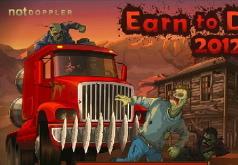 Игры Крушитель Зомби 2012