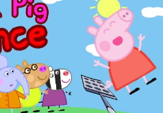 Игра Прыжки Свинки Пеппы