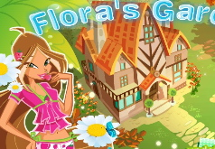 игры сад флоры