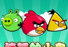 Игры Злые Птицы Бой в Воздухе