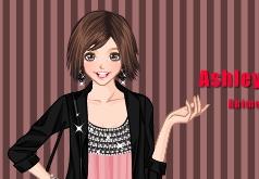 Игра Эшли Грин одевалка