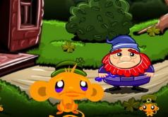 Игры Счастливая обезьянка лепреконы