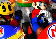 Игры Гонки Марио пазл