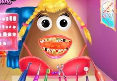 Игра Девушка По у дантиста