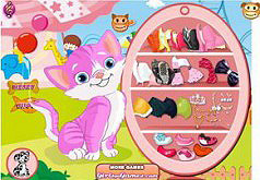 игры одевалки кошки и собаки для девочек