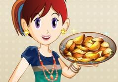 Игры Жаренная Картошка Кухня Сары