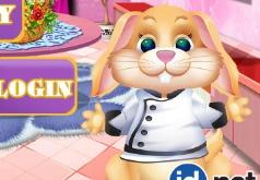 Игра Украшаем Комнату Кроликов