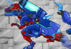 игры лего собирать роботов