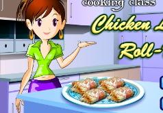 игры конвертики из лазаньи с курицей