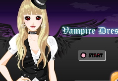 Игры Девушка вампир 3