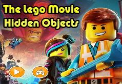 Игра Лего Муви скрытые объекты