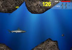 игры потерянная акула