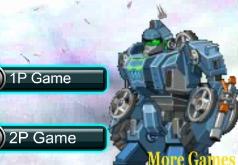 игра роботы герои лего фабрика героев