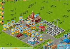 игра аэропорт город