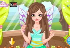 Игры Прическа для принцессы феи