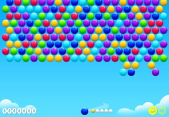 Игра Пузыри всезнайки