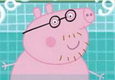 игры свинка пеппа прыжки в бассейн