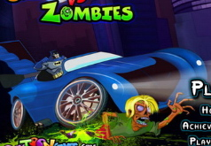 игры бэтмен против зомби