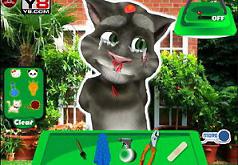 игры кот том у врача