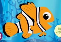 Игры найди верную рыбу
