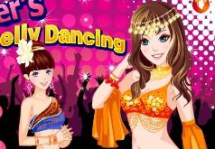 игры костюм для танца живота