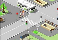 знаки дорожного движения игры для детей