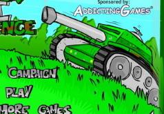 Игры танковая защита