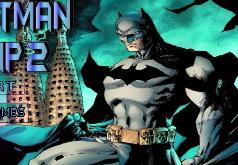 Игры Бэтмен в прыжках 2