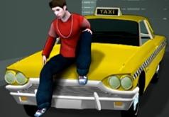 игры такси по городу стрелялки