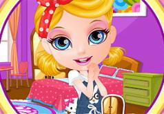 Игры Малышка Барби Переделка Комнаты