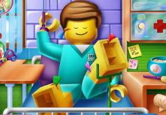игры лего эммет