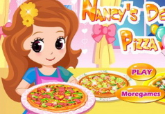 Игры Пицца по рецепту Нэнси
