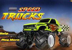 игры скоростные грузовики