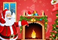 Игры Рождественское украшение комнаты