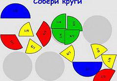 Игры Математические круги