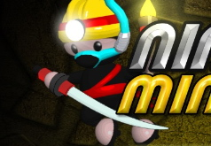 Игры ниндзя шахтер 2