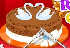Игры Королевский шоколадный торт