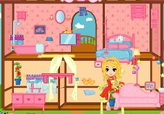 Игры Кукольный домик