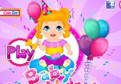 Игры Подготовка к Дню Рождения Малышки