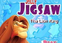 Игры Король лев крутой пазл