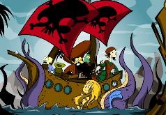 игры пираты поиск объектов