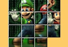 Игра Марио: Слайд-матрица