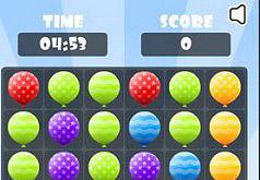 Игры Взрыв воздушных шариков