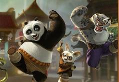 Игра Панда кунг фу 2 Сортирует плитки